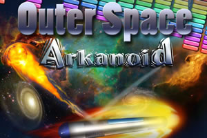 outer-space-arkanoid